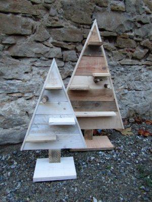 Sapin Noël décoration écologique